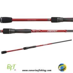 BFT INSTINCT 7'9 RIGS&JIGS 25GR SPINNING