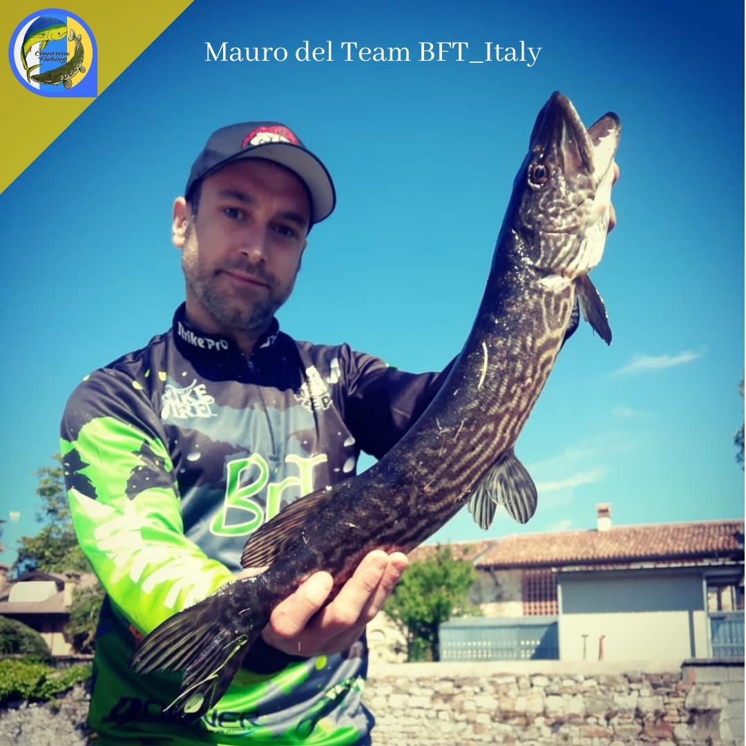 Mauro del Team BFT_Italy